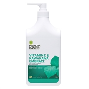 Health Basics New Body Wash 1L (Vitamin E)