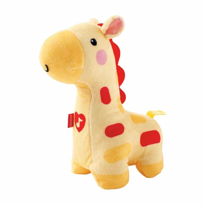 Fisher Price ECL Soothe & Glow Giraffe Plush BFH65 (Yellow)