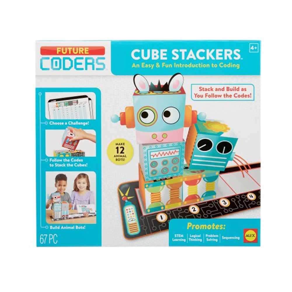 Alex Brands FC Cube Stackers AX-890110
