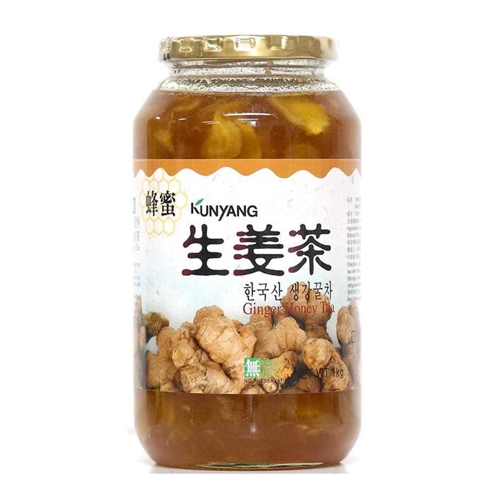韓國健養生薑蜂蜜茶1千克