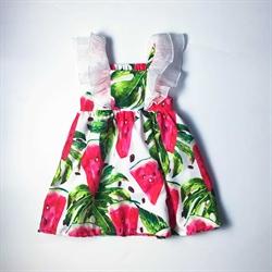 班比奇新款女童连衣裙00265