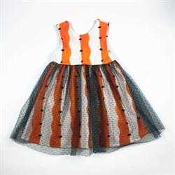 班比奇新款女童连衣裙00384